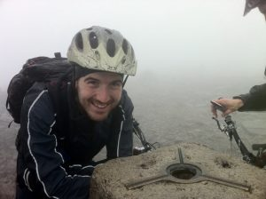 tom geraghty on ben nevis