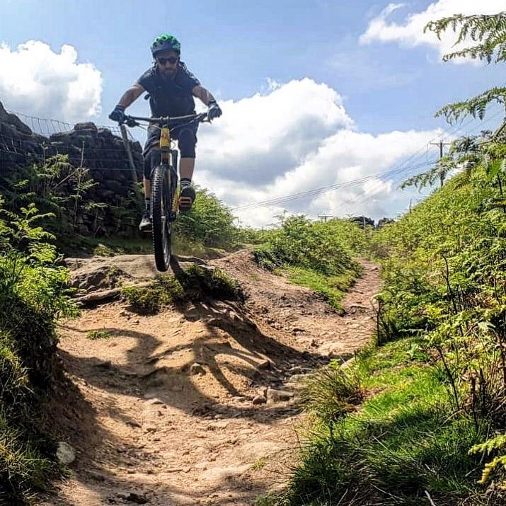 tom geraghty mountain bike