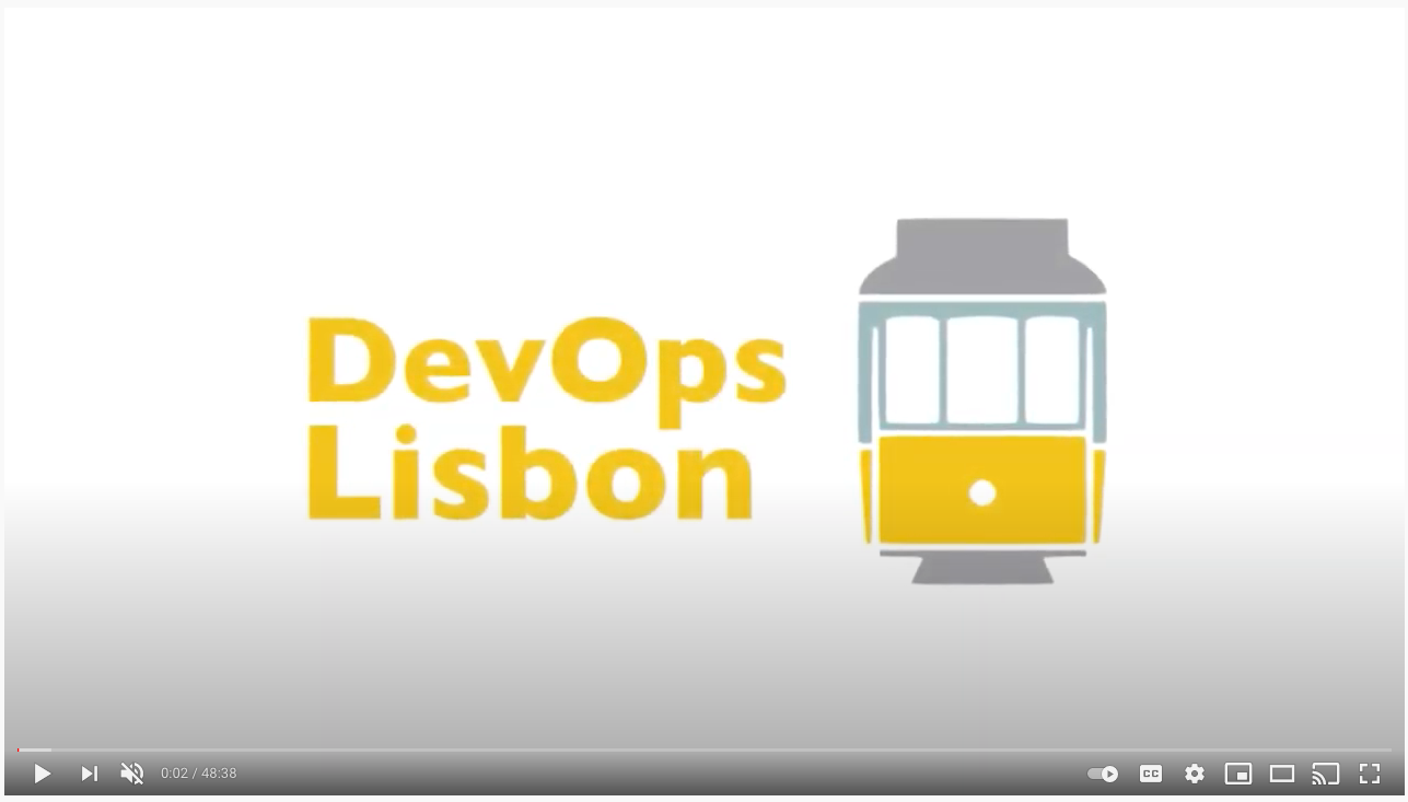 Devops lisbon - resilience engineering