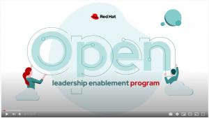 open leadership- inclusivity