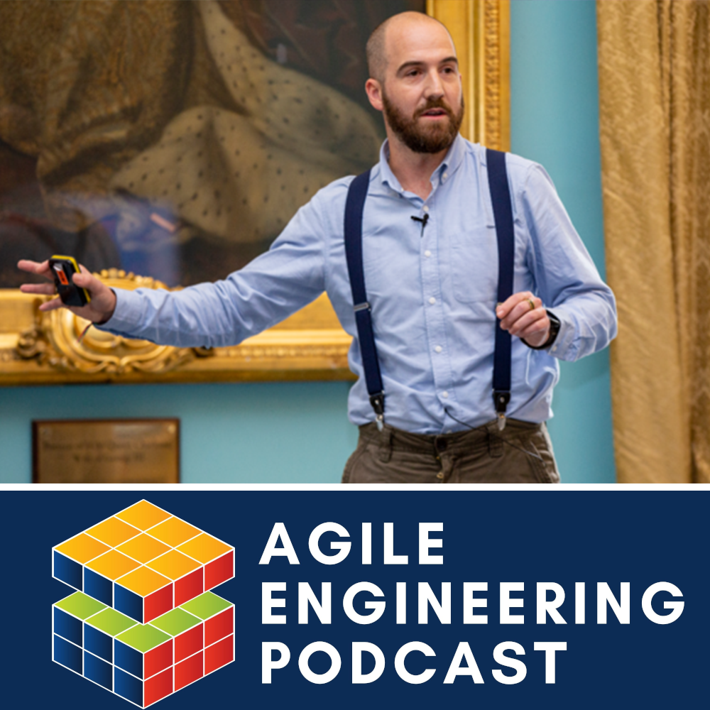 agile engineering podcast - tom geraghty