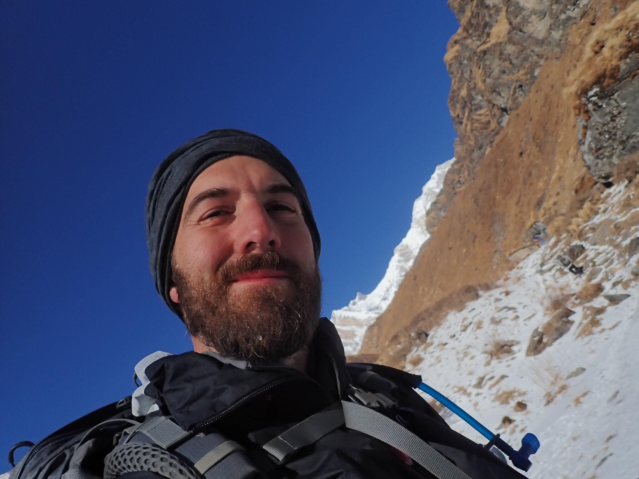Tom Geraghty - Annapurna Base Camp